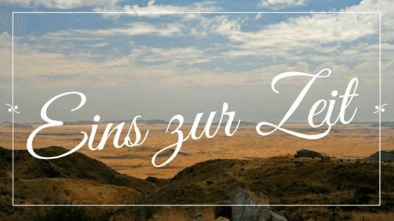 Warum wir ein Jahr Auszeit in Afrika planen