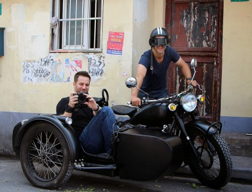 sidecar-ride