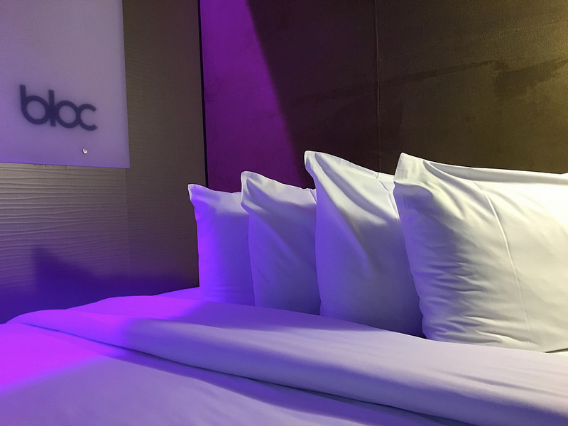 bloc hotel beds