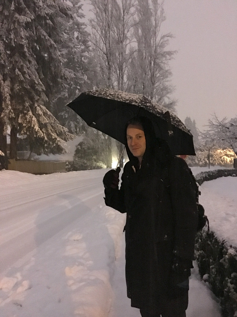 snowy coquitlam