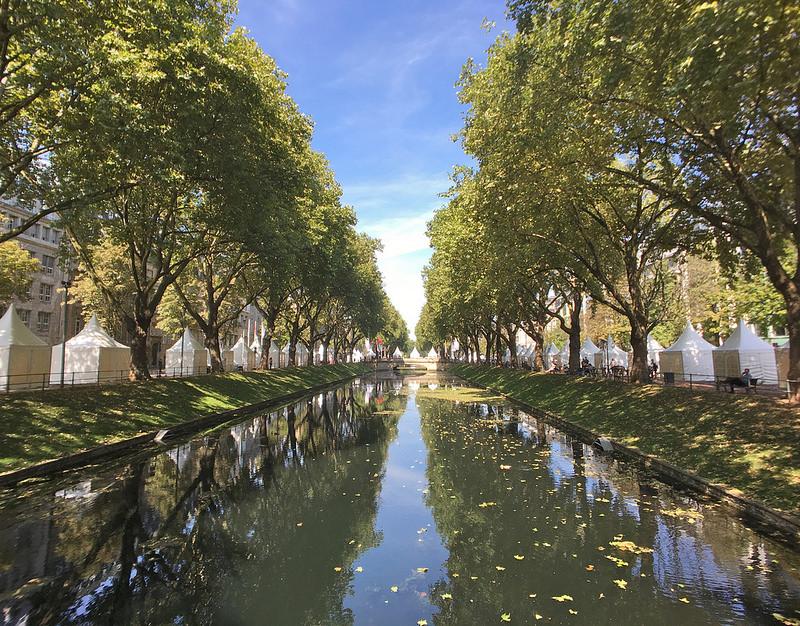 königsallee canal