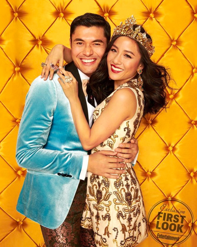 crazy rich asians movie