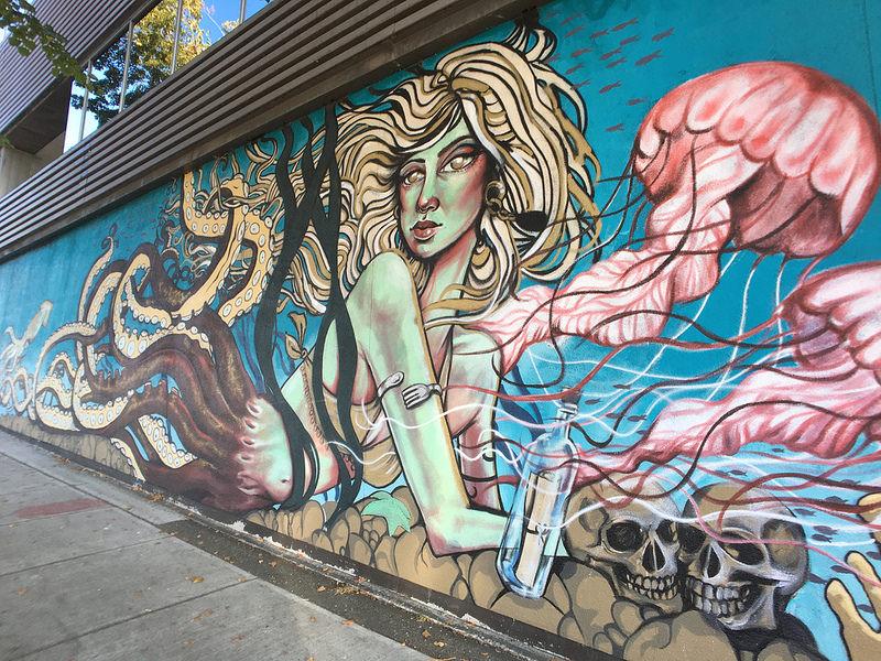 vancouver street murals