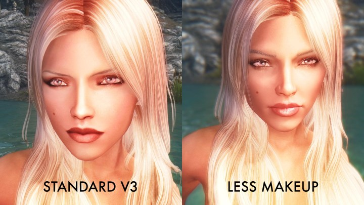 Skyrim: Most Realistic Female Face Texture Mods – GIRLPLAYSGAME