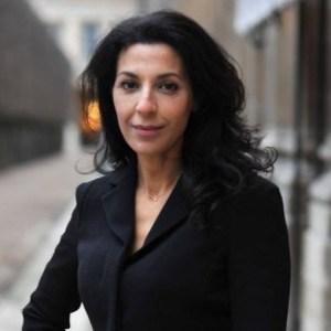 Soumia Malinbaum, Directrice Business Development Keyrus, présidente de de l'Association française des managers de la diversité.     Follow @soumiabm