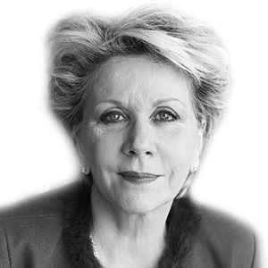"""Françoise Laborde, membre du Haut conseil pour l'égalité entre les hommes et les femmes,  présidente de l'association  """"Pour les Femmes Dans les Médias""""   Follow @frlaborde"""