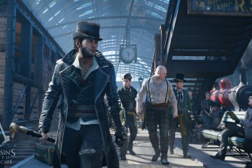 Assassin's Creed Syndicate Gang Leader by Ubisoft Quebec