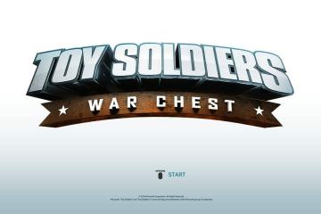 Toy Soldier Main menu