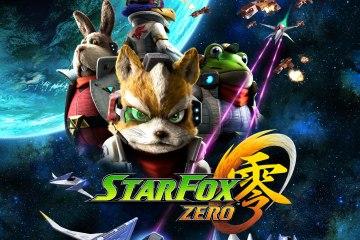 Star Fox Zero Key Art - from Nintendo