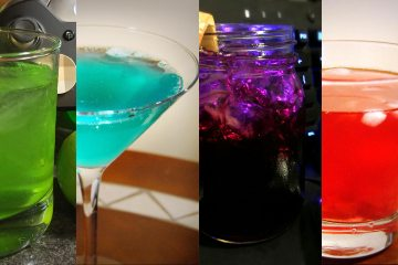 E3 Themed Drinks