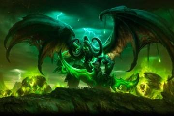 Legion main title