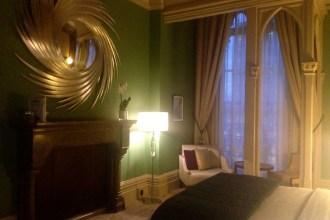 Chambers Club Room
