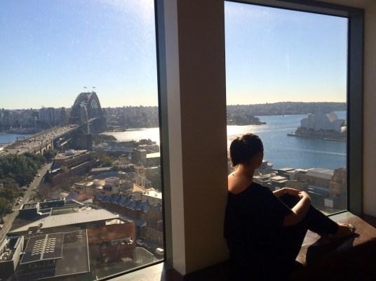 Shangri La Sydney