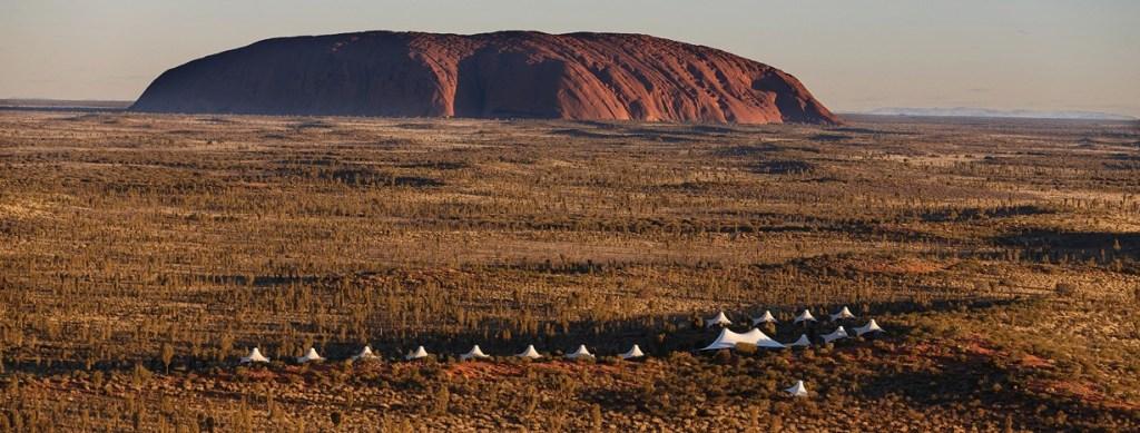 Longitude 131° at Uluru-Kata Tjuta National Park