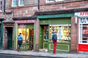 Armchair Books Edinburgh