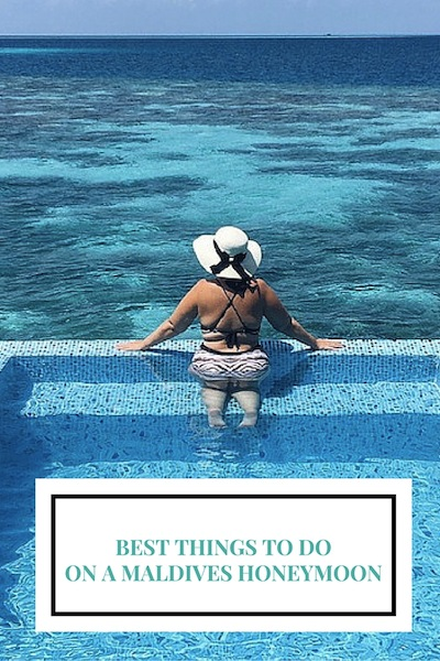 best things to do on a Maldives honeymoon