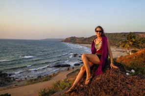 From Where I Work: Anna from Global Gallivanting in Goa, India