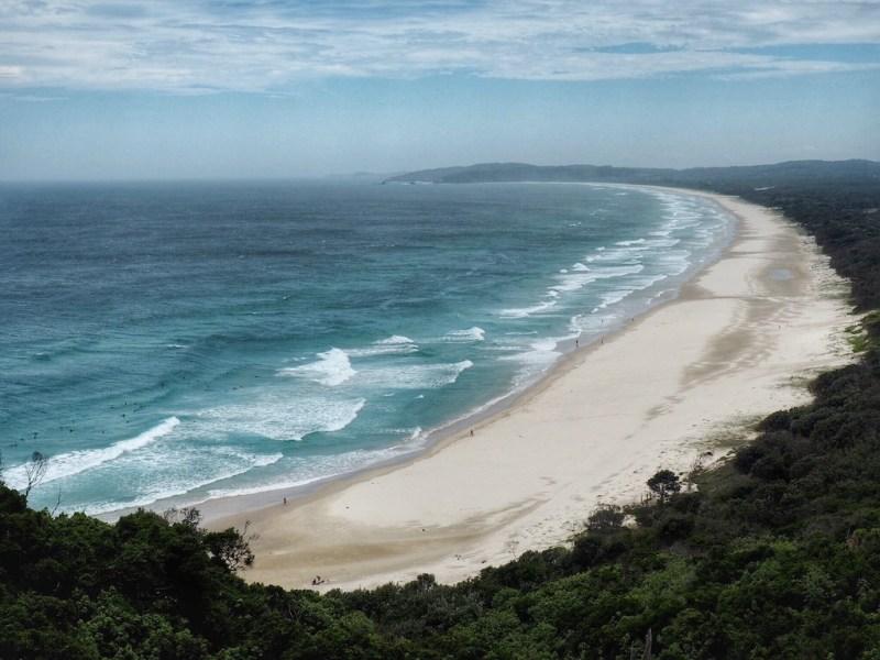 Best view in Byron Bay