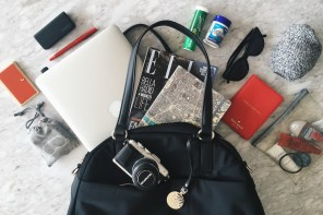 My Hand Luggage Essentials For Long-Haul Travel