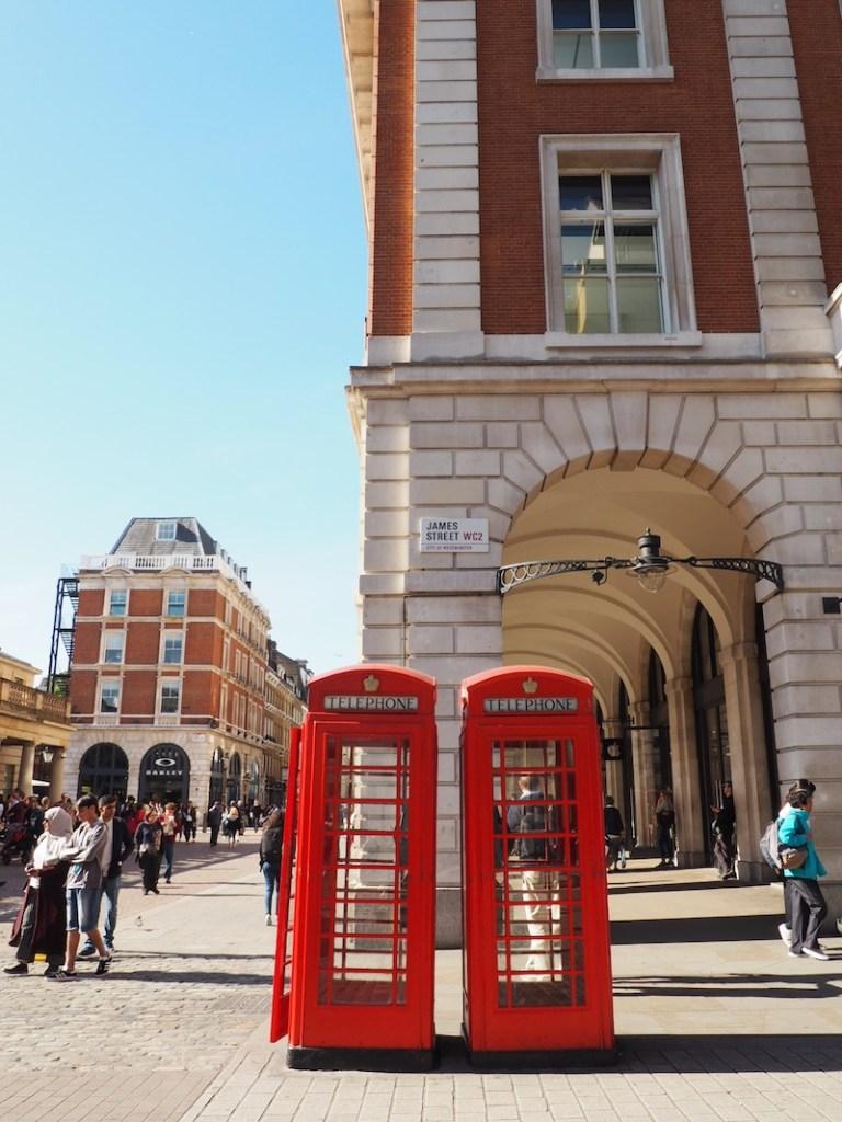 London in the sun is the best feeling