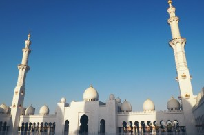Tips For Visiting Sheikh Zayed Grand Mosque In Abu Dhabi – Which You Absolutely Must See