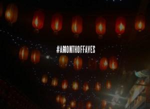 #AMonthofFaves December {Blog Event}