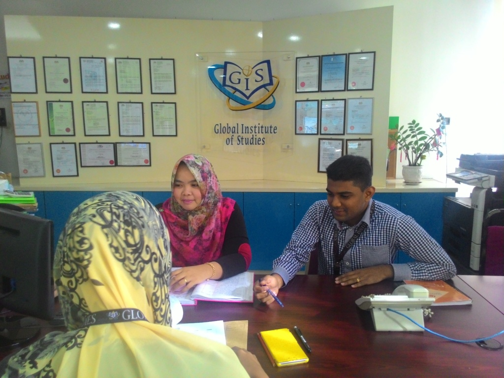 GIS Front Office
