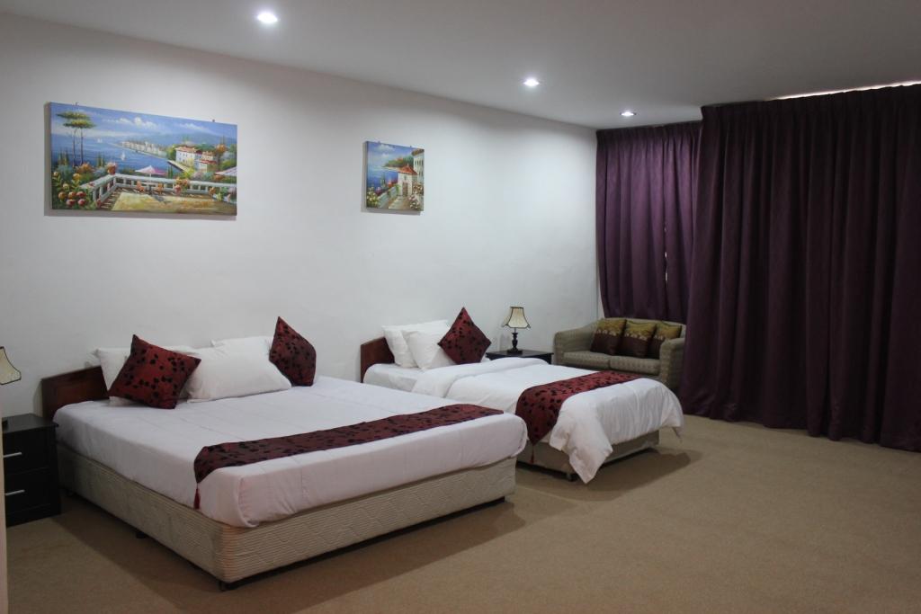 Mock Guest Room