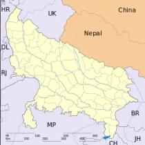 Uttar_Pradesh_locator_map