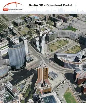 Berlin 3D Model_3