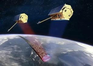 TerraSAR-X/TanDEM-X satellite formation