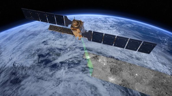 Sentinel-1- Copyright: ESA