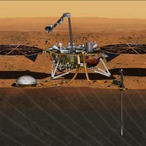 InSight - geophysics on Mars