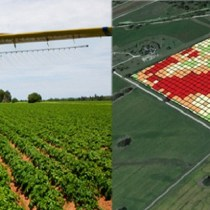 AGRI-PRODUCTION WITH GEOSPATIAL TECHNOLOGY