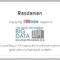 Big Data Solution Providers