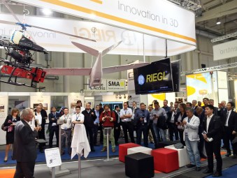 riegl_intergeo2016_product-launch1-RIEGL VQ-1560i