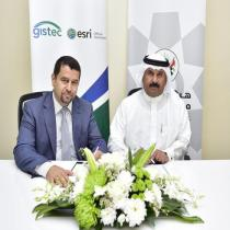 An agreement in this respect was signed by the Sharjah Labour Standards Development Authority (SLSDA) with GISTEC