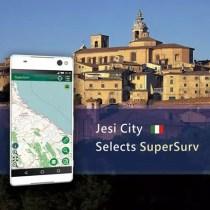 Jesi City Spatial Data