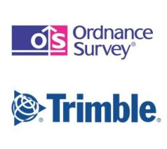 Trimble and Ordnance Survey