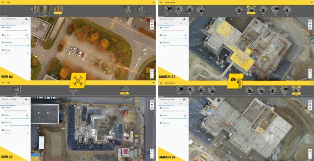 Pix4D_Marti_drone-CraneCamera_02-Bim Monitoring Solution