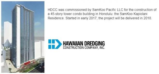 hawaiian dredging