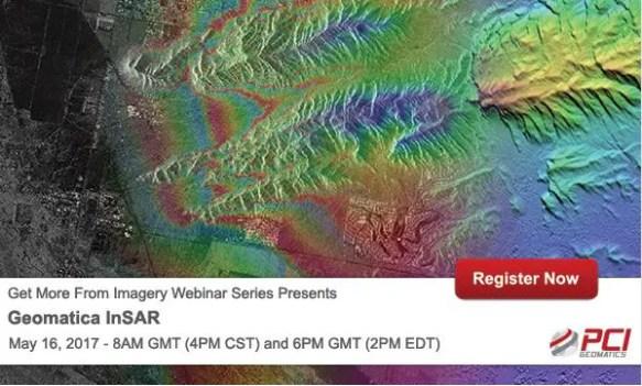Geomatica InSAR