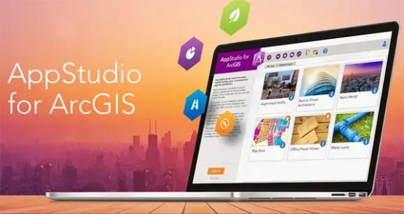 AppStudio forArcGIS