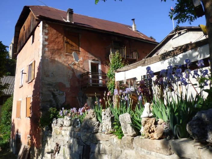 maison du village meolans
