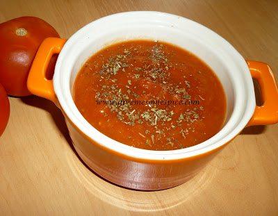 TOMATO DIP/CHUTNEY (tameta ni chutney)