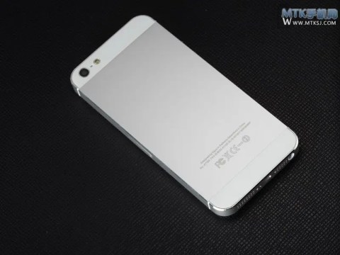 Rogor i5 iPhone 5 clone photos show up! dual core and quad core variants coming!