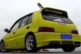 180hp Xiali N3 rear