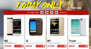 elephone flash sale