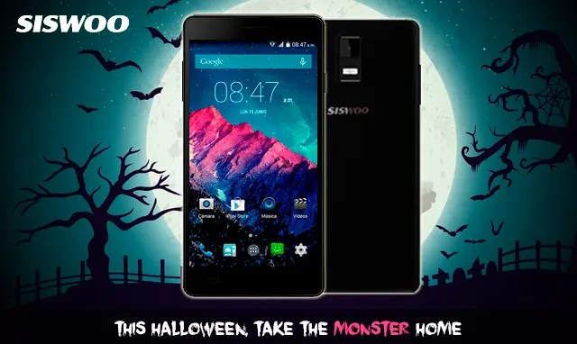 Giveaway: Win a Siswoo R8 Monster for Halloween
