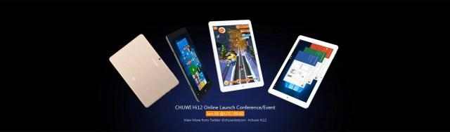 chuwi hi12 launch